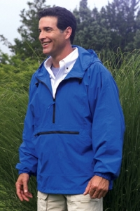 7145 PACKABLE NYLON PULLOVER - Product Image