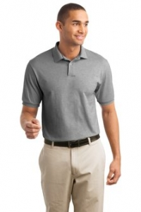 Hanes® Stedman® - 5.5-Ounce Jersey Knit Polo Shirt - 054X - Product Image