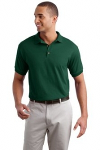Gildan® Ultra Blend® - 5.6-Ounce Jersey Knit Polo Shirt - 8800 - Product Image