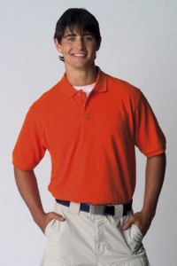 VANTAGE&#174 COTTON PIQUE GOLF SHIRT - 2500 - Product Image