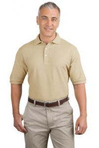 Port Authority® - 100% Pima Cotton Golf Shirt - K448 - Product Image