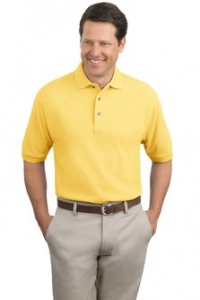 Port Authority® - Pique Knit Polo Shirt - K420 - Product Image