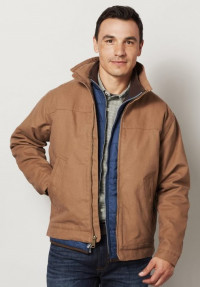 B8865 CANVAS RANCH JACKET - Product Image