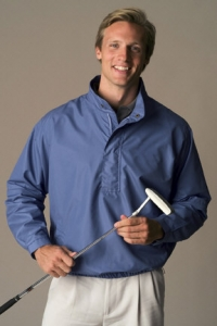 6590 CONVERTIBLE HALF-SLEEVE WINDSHIRT - Product Image